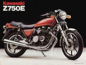 Kawasaki Z750f