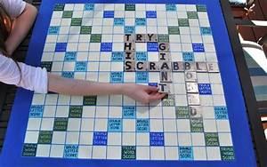 Big Scrabble board Tutorial