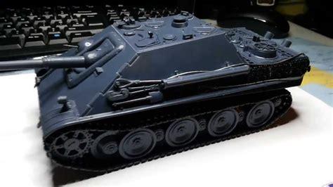 Italeri 135 Jagdpanther Update1 Youtube