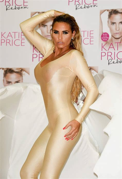 Katie Price Boobs In See Through Outfit 6 New Pics