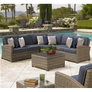 Northcape Outdoor Furniture Bainbridge by Outdoor Sectionals Erie Meadville Pittsburgh Warren