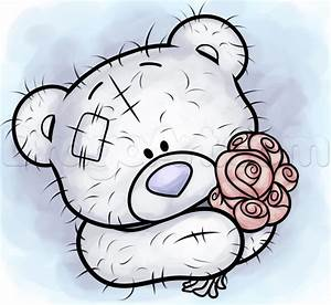 Best Photos of Cute Easy To Draw Bear - How to Draw a Baby ...