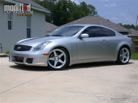 2005 Infiniti G35 Aps Tt [g35] Twin Turbo For Sale