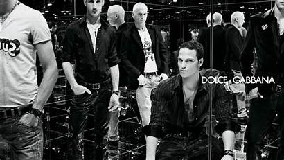 Dolce Gabbana Campaign Ad 2007 Wear Mens