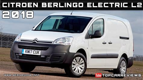 2018 Citroen Berlingo Electric L2 Review Rendered Price
