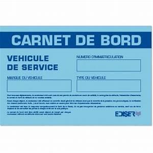 Carnet D Entretien Voiture A Imprimer : carnet de bord d 39 un vehicule ~ Maxctalentgroup.com Avis de Voitures