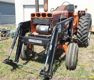 Allis Chalmers 170 Tractor Engine Diagram