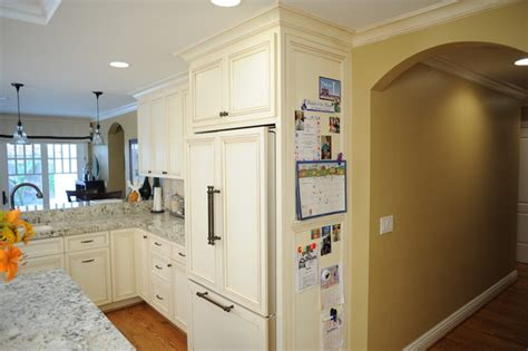 kitchen cabinets refrigerator panels magnetic wood refrigerator panels traditional kitchen