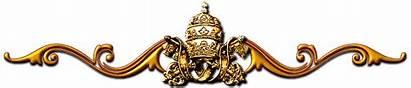 Peter Papal St Catholic Divider Tiara Rome