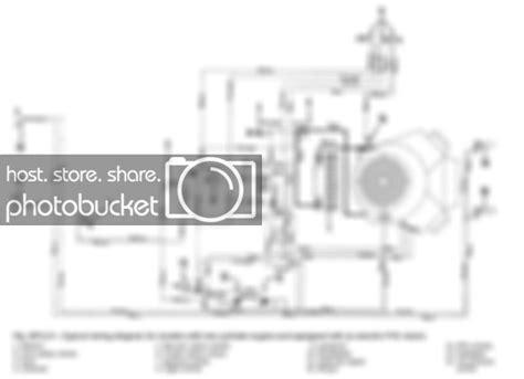 Simplicity Starter Solenoid Wiring Diagram wiring diagram for simplicity lawn tractor starter