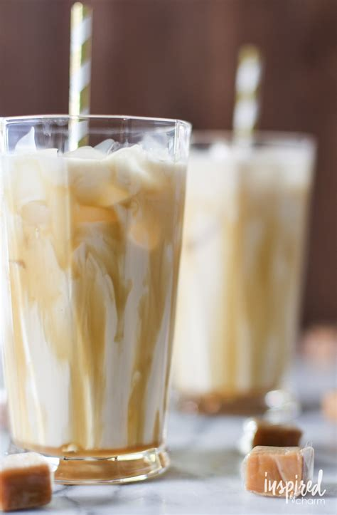 By karen frazier mixologist and barsmarts graduate. Salted Caramel White Russians - a unique twist on a ...