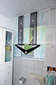 Gardinen Für Badezimmer : badezimmer gardinen nach ma kaufen fensterdeko f rs bad ~ Michelbontemps.com Haus und Dekorationen