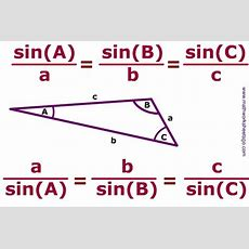 Law Of Sines And Cosines Worksheet With Key (pdf