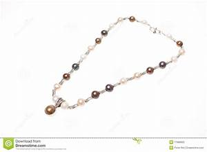 Pearl Necklace Stock Photography - Image: 17990622