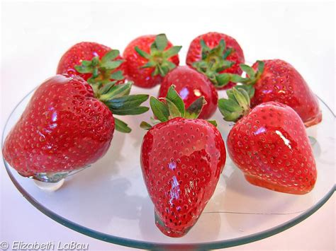 glazed strawberries   recipe