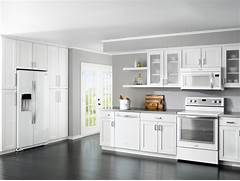 Pretty Bright Small Kitchen Color For Apartment The Home Guru The Kitchen Trends Again To White Now Iced But Red