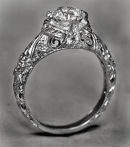 engagement ring settings antique engagement rings nashville With wedding rings nashville