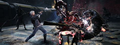 Devil May Cry 5 (2019) News  Devil May Cry 5 Will Launch