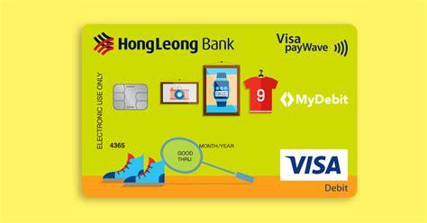 hong leong bank malaysia junior debit card  loadable