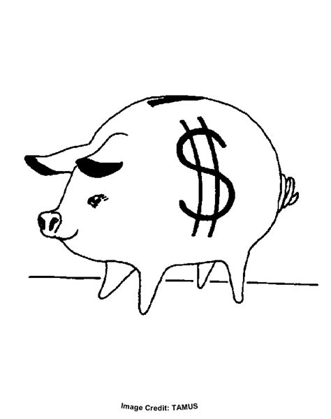 Banker Pages Coloring Pages
