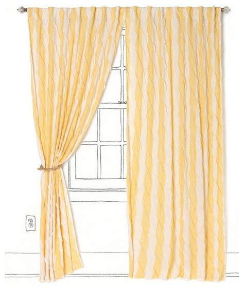waving stripes curtain contemporary curtains