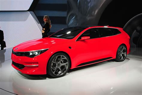 Kia Sportspace Concept Looks Ahead To New Model Lineup