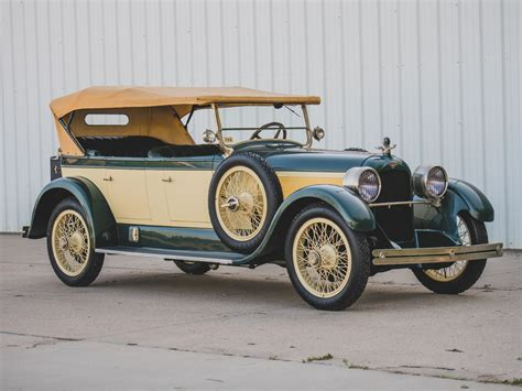 The mercedes 15/70/100 ps was a large automobile introduced by daimler in 1924. RM Sotheby's - 1925 Duesenberg Model A Four-Passenger Sport Phaeton by Millspaugh & Irish ...