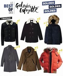 Manteau Homme Galerie Lafayette : mode homme le best of des soldes aux galeries lafayette homme conseil mode tendances ~ Melissatoandfro.com Idées de Décoration