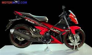 Yamaha Jupiter Mx King 150 Versi Ayago Part 2