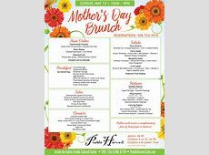 Mother's Day Brunch Buffet – Indian Pueblo