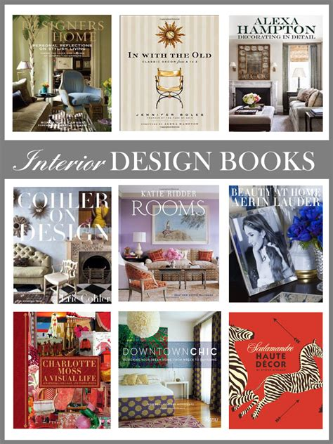 Home Decor Books Archives  Stellar Interior Design