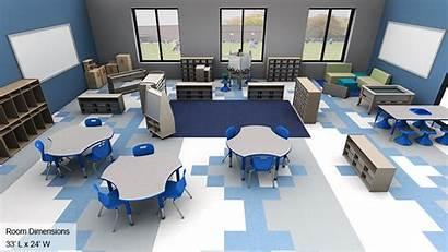 Classroom Hub Spoke Learning Preschool