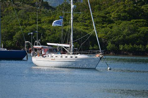 Boat And Mooring by Lagoon And Boat Moorings