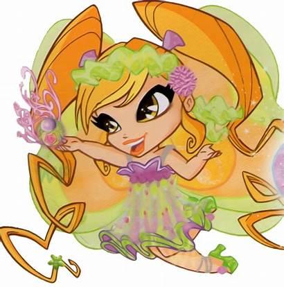 Chatta Pop Pixie Winx Pixies Poppixie Flora