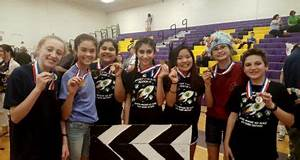 Reagan Middle Students Shine at Odyssey of the Mind ...
