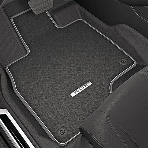 Acura Rdx Car Mats - 2019 acura rdx interior accessories bernardi parts