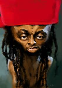 Lil Wayne Caricature