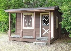 Heizung Für Gartenhaus : flachdach gartenhaus tipps anbieter preise in der ~ Lizthompson.info Haus und Dekorationen