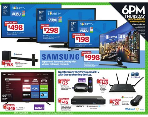 Walmart And Target 2015 Black Friday Ads