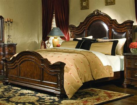 Tuscany Bedroom Furniture At Ideal Home Design