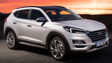 hyundai tucson facelift modell fuer  euro autohausde