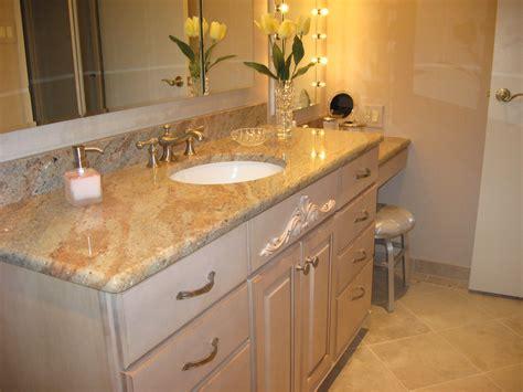 Granite Colors For Bathrooms by Granite Inc Granite Kitchen Countertops