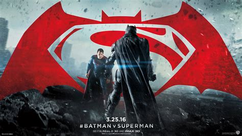 Batman V Superman Dawn Of Justice Official Wallpapers