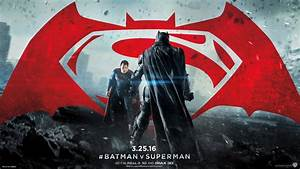 Batman v Superman: Dawn of Justice official wallpapers ...