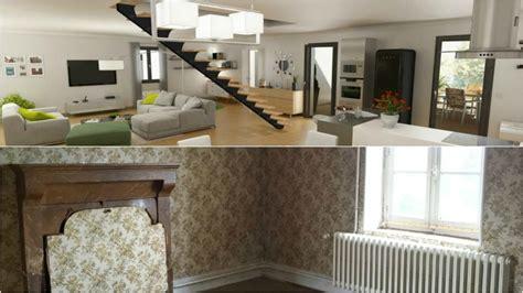 Maison Renover Avant Apres 4384 by Avant Apr 232 S La Formidable Transformation D Une Maison