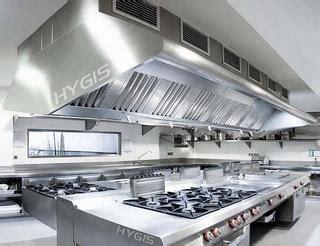 maintenance cuisine professionnelle installation de hotte de cuisine professionnelle dans les