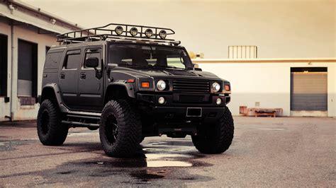 Black Hummer Car Hd Wallpaper