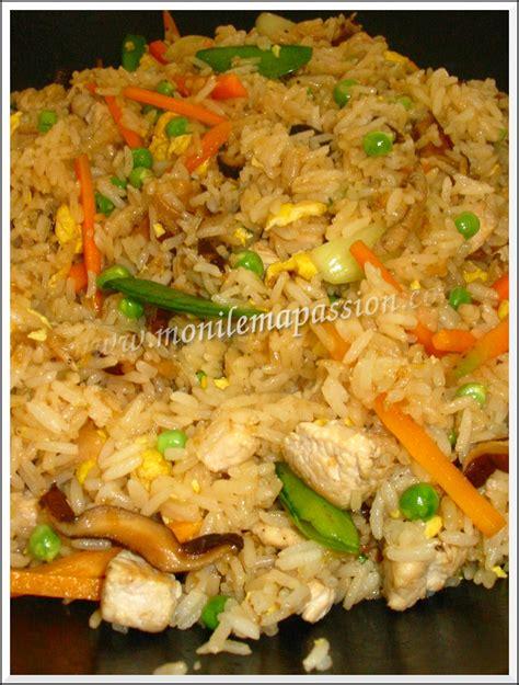 cuisine chinoise au wok cuisson au wok mon île ma