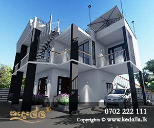 box type house plans  sri lanka house elevationskedella