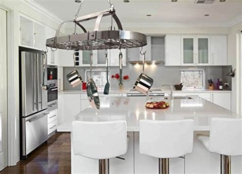 kitchen pot rack with lights designs pr1000 bsn home collection 2 light kitchen 8398